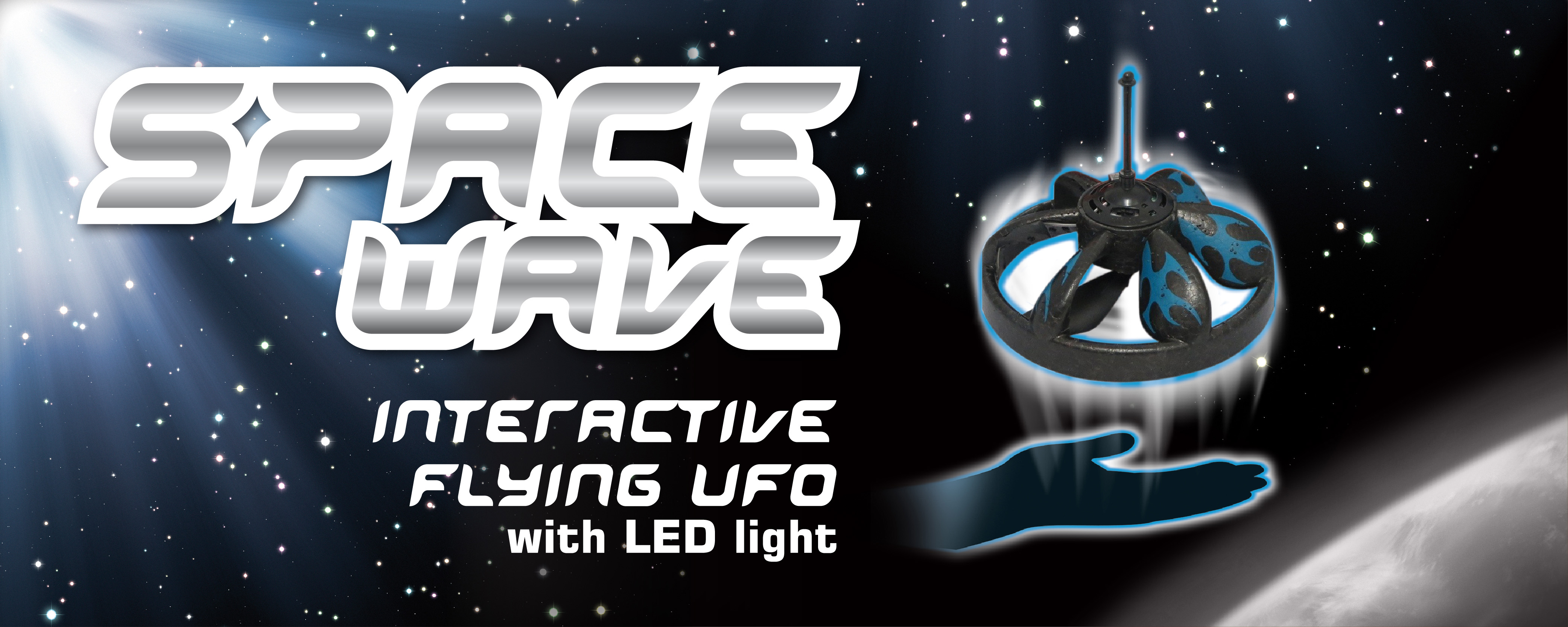 Space Wave Interactive UFO